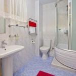 Двухкомнатный  Люкс - туалет