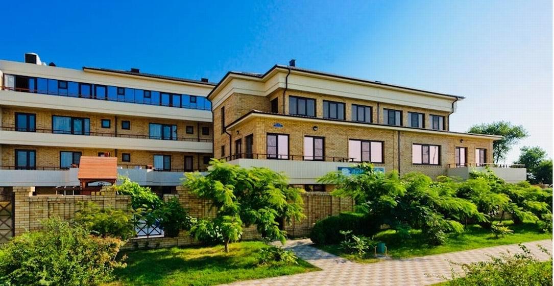 гостиничный комплекс Лиманный берег